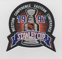 NHL 1997 STANLEY CUP CHAMPIONSHIP PATCH DETROIT RED WINGS