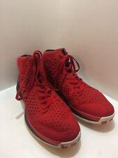 "ADIDAS D Rose 3 ""Brenda"" Men's Red/Black Basketball Sneakers Size 13"