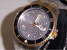 Unisex Croton diamond Watch AUTOMATIC Movement