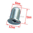 4.2-9mm Push Button Clip for 12-50mm tube Locking Tube Pin for Tent Pole 5pcs