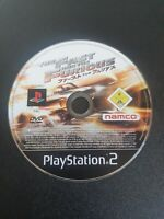 The Fast And The Furious | PlayStation 2 | PS2 | Disc Only | Tested |