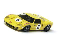 SLOT IT SICA18B FORD GT40 SHELL #8 1968 LE MANS 1/32 SLOT CAR