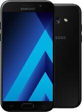TOUT NOUVEAU Samsung Galaxy A5 2017 sm-a520f NOIR CIEL 32GB DÉVERROUILLÉ USINE