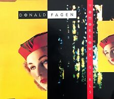 Donald Fagen ‎Maxi CD Tomorrow's Girls - Europe (M/EX+)
