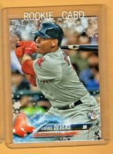 2018 TOPPS HOLIDAY - ROOKIE (RAFAEL DEVERS) #67
