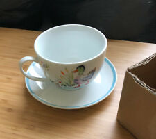 CATH KIDSTON DUCK CUP AND SAUCER, BRAND NEW IN BOX