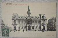 """CPA """" POITIERS - Place d'Armes et Hôtel de Ville"""