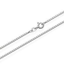 echte 925er Sterlingsilber Venezianerkette Silberkette 80cm 1,40mm 8,4gr 5990