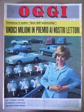 OGGI n°43 1965 Pellice e moda Birgitta Laaf Strage di Superga [G801]