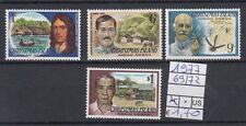 Christmas Islands  1977 serie corrente (I) 69-72  MNH