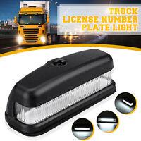 Color : White Fit For Land Rover Defender 88 90 109 110 130 SHPING/® Car License Plate Lights Plastic 6XLED SMD License Plate Light