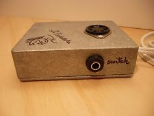 Leslie Speaker type 6W controller with footswitch - 145, 147, 125 etc