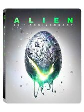 Alien 40th Anniversary Steelbook 1-Disc Blu Ray