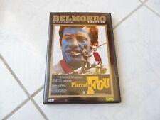 DVD Pierrot le Fou Belmondo Karina Godard Devos Collection Belmondo n°27