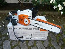 STIHL MSE 230 C-BQ Elektro Kettensäge Motorsäge Elektrosäge 35 cm + 1,3mm Kette