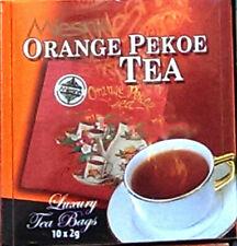 Mlesna Ceylon Tea - Orange Pekoe Tea in Luxury Tea Bags