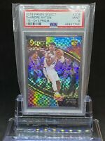 🌈2018 Panini Select DEANDRE AYTON Tie-Dye Courtside /25 #209 RC Rookie PSA 9🌈