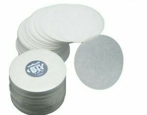 Paper Filters Round Disposable White Anti Toxic Coffee Maker Tea Tools Equipment