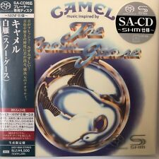 The Snow Goose by Camel (SACD-SHM. jp mini LP),2011, UIGY-9504 Japan