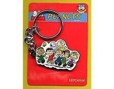 PEANUTS SNOOPY AND THE GANG RING STYLE KEY CHAIN CUTE!