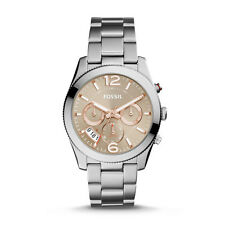 Fossil Women's ES4146 Perfect Boyfriend Multi-Function  Stainless Steel Watch
