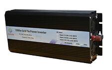 1000W Grid Tie power inverter DC11V-28V / AC110V, solar panel, mppt, USA stock