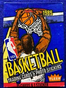 1989 1992-93 1998-99 Fleer Topps SERIES 1 2 Basketball Wax Packs Michael Jordan