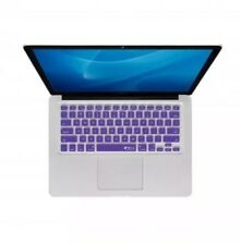 Purple Checkerboard Kybd Cover for MacBook/Air 13/Pro (2008+)/Retina & Wire