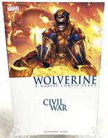 Civil War Wolverine Collects #42-48 Marvel Comics TPB NEW Paperback