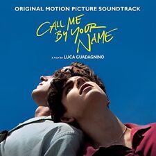 SUFJAN STEVENS/RYUICHI SAKAMOTO - CALL ME BY YOUR NAME - OST [CD]