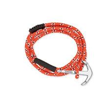 2 Jewels Bracciale Ancora in corda Arancione 231897 2Jewels Sailor
