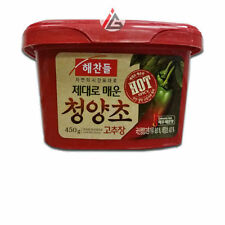 CJ Haechandle - Gochujang (Korean Hot Pepper Paste) Extreme Hot Spicy - 450 gm