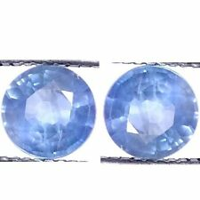 Moderate Natural Round Loose Sapphires
