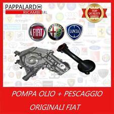 POMPA OLIO ORIGINALE FIAT PANDA 500 LANCIA YPSILON 0.9 CC TWIN AIR 55248048