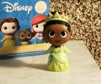 Disney FUNKO Mystery Mini PRINCESS TIANA Vinyl Princess & Companions 2016 Figure