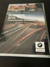 Genuine BMW 2019 Business Navigation Maps Europe Sat Nav Disc DVD 1 3 5 6 7 E90