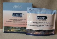 "AHAVA DEAD SEA MINERAL MUD ""DERMUD"" DRY DELICATE SKIN WITH ALOE VERA 4 x 250 gr"