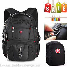 Stylish WENGER SWISSGEAR SA-8112 14~16 inches Laptop Backpack Notebook Bag Sales
