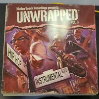 Record Album Hidden Beach Recordings Presents Unwrapped Vol.3 Double Album LP VG