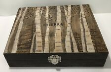 doTERRA Wooden Essential Oil Storage Box  68 SLOTS + 6 Rollerball