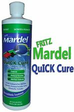 Fritz Mardel QuICK Cure 16 oz. Treatment For Ick Parasites Non Antibiotic