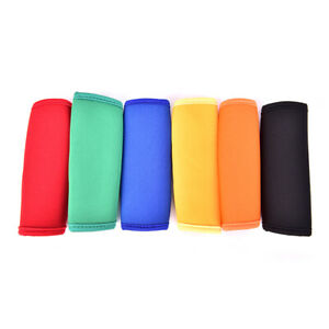 1pc Neoprene Suitcase Handle Cover Protecting Sleeve Glove Accessories Parts*jg