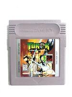 ***Turok Battle of the Bionosaurs ORIGINAL NINTENDO GAMEBOY GAME Tested WORKING!