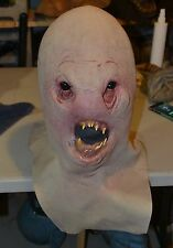 Mole creature monster latex mask not don post