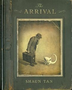 The Arrival by Tan, Shaun 0734415869 The Fast Free Shipping