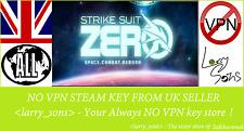 Strike Suit Zero Steam key no VPN Region Free UK Verkäufer