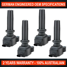 4x Ignition Coil Land Rover Freelander Range Rover Evoque Ford Focus Mondeo 2.0L