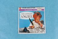 VINTAGE VIEW-MASTER 3D REEL PACKET B381 THE LITTLEST ANGEL MINT/SEALED