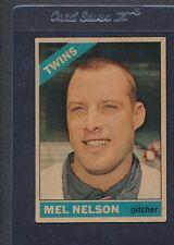 1966 Topps Venezuelan #367 Mel Nelson Twins Fair-VG *114