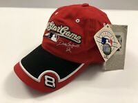 Chase Authentics Dale Earnhardt Jr #8 MLB All Star Game Budweiser NASCAR Hat Red